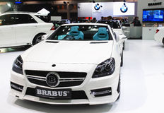 Mercedez Benz E 250 CGI blueEFFICENCY Fotografia Stock