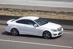 Mercedez Benz klasy Coupe Zdjęcie Stock