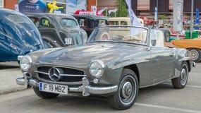 Mercedez Benz 190 SL Obraz Royalty Free