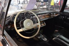 Mercedez Benz 300 SL Gullwing 1954 Zdjęcia Royalty Free
