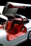 Mercedez Benz 300 SL 1955 Luksusowy samochód Obrazy Stock