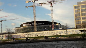 Mercedez Benz Stadion Zdjęcie Stock