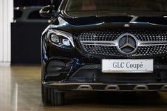 Mercedez GLE coupe Zdjęcie Stock