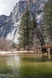 Mercedez rzeka przy Yosemite II Fotografia Royalty Free