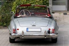 Mercedez 190 SL - Stary zegar Obraz Stock