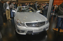 Merceds SL 63 AMG Stock Photos
