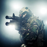 Mercenarie Royalty Free Stock Images
