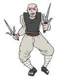 Mercenary man Royalty Free Stock Photo