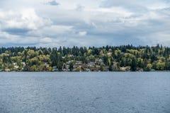 Mercer Island Residences stock images