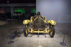 1913 Mercer Type 35-j Raceabout Stock Afbeelding