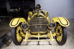 1913 Mercer Type 35-j Raceabout Royalty-vrije Stock Foto's