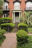 Mercer Williams House Stock Photo