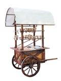 Merchandise cart stock image