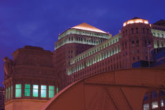 Merchandise Mart. In Chicago, IL Stock Photography