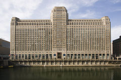 Merchandise Mart. In Chicago, IL Royalty Free Stock Images