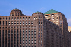 Merchandise Mart, Chicago Gothic Architecture Royalty Free Stock Photos