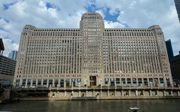 Merchandise Mart Royalty Free Stock Photo