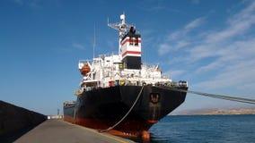 Merchandise ship Stock Images