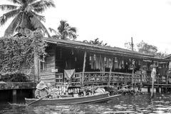 Free Merchant Boat Klong River Chao Phraya Bangkok Stock Photos - 78480403