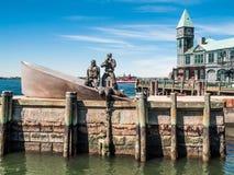Merchant Mariners Memorial Royalty Free Stock Images