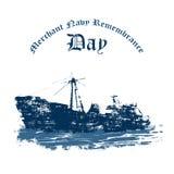 Merchant_Navy Στοκ Φωτογραφία