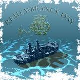 Merchant_Navy_Reminiscence_Day Στοκ εικόνα με δικαίωμα ελεύθερης χρήσης