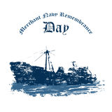 Merchant_Navy Stock Photography