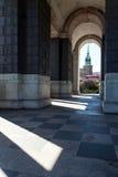 Merchant Navy war memorial gardens Stock Image