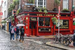 MERCHANT`S  ARCH, TEMPLE BAR , DUBLIN, IRELAND