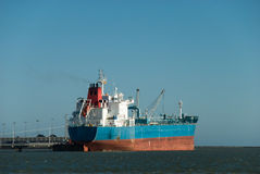 Merchant ship Stock Images