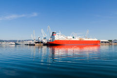 Merchant vessel Royalty Free Stock Images