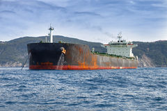 Merchant vessel ship Stock Photos