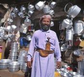 Merchant in Yemen Royalty Free Stock Image
