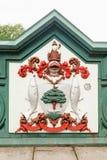 Merchants coat of arms Stock Image