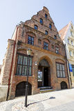 Merchants town house in Kolobrzeg Stock Images