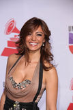 Merche arrives at the 12th Annual Latin GRAMMY Awards Stock Photography