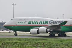 Merci aviotrasportate di Eva Fotografie Stock