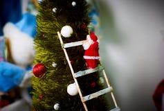 Merci di Natale fotografia stock