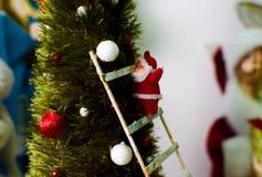 Merci di Natale immagini stock