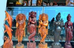 Merci tradizionali dello Sri Lanka dell'artigianato fotografia stock libera da diritti