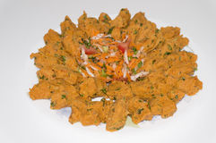 Mercimekli Kofte, alimento turco, lentilha e Bulgur fotografia de stock royalty free