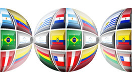 MERCOSUR Stock Photography