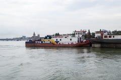 Mercur 201 lastfartyg Arkivfoto