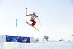 Mercur slope style royalty free stock photos