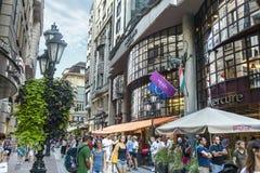 Mercure Hotel Budapest stockfoto