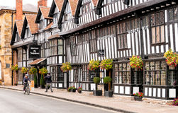 Free Mercure Shakespeare Hotel Situated In The Heart Of The Historic Town Of Stratford-Upon-Avon. Royalty Free Stock Photo - 42978795