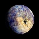 mercurio Imagen de archivo libre de regalías
