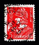 Mercurius, serie, vers 1932 Images stock