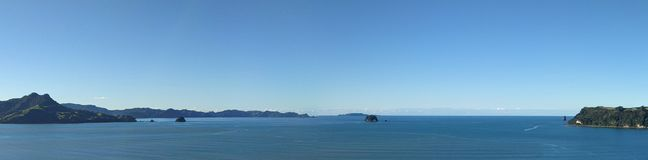 Mercury Bay, Nova Zelândia Foto de Stock Royalty Free