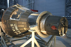 Mercury Capsule 15B Freedom 7II Stock Photos
